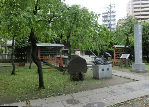 梅ノ木天神社